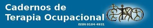 Cadernos de Terapia Ocupacional da UFSCar
